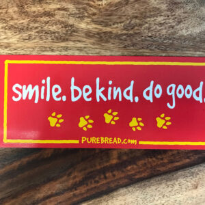 Smile Kind and Be Good Car Magnet 2021