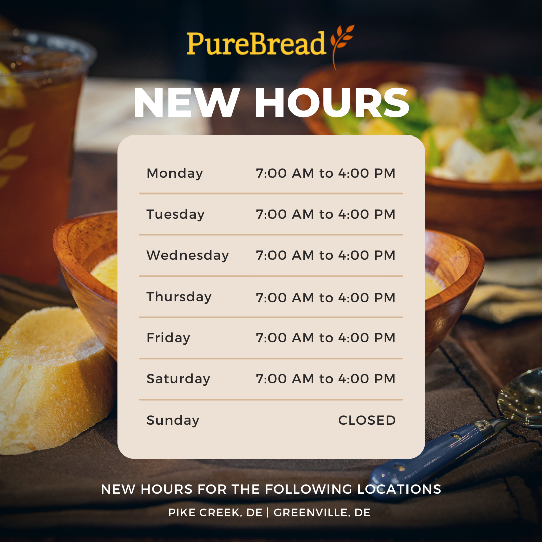 New Hours for Pike Creek